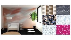 デザイン壁紙「WhO」に新柄、写真家・奥山由之氏とのコラボも