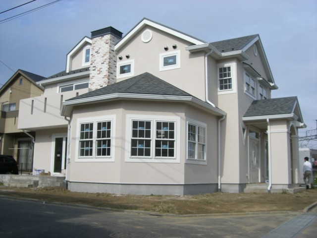 高性能断熱窓「K-WINDOW」を使用した住宅