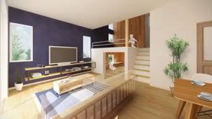 エースホーム、スキップフロアが特徴の住宅商品を新発売