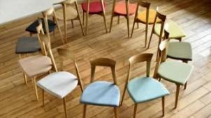 OKUTA、15色から選べるこだわりの手加工椅子を発表