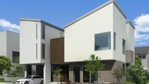 パナソニック、「テクノストラクチャー」の住宅型展示施設を豊洲に出展