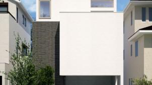 三菱地所ホーム、都市型3階建てZEH『WIZE-U』を発売