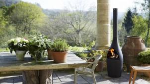 デンマーク発、アウトドア用鋳鉄製暖炉を発売