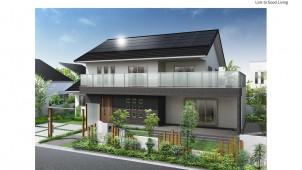 LIXIL、屋根一体型太陽光発電システム「ソーラールーフ」 のバリエーションを強化