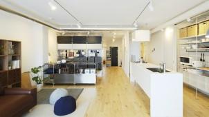 リビタとMUJI HOUSEのコンセプトルームを「リノア新松戸」内で一般公開