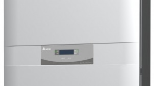 デルタ電子、9.9kW 高変換効率太陽光発電システム用パワーコンディショナを発売