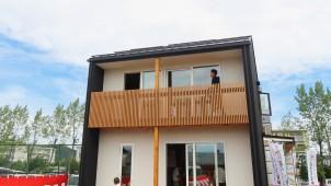 エアサイクルの家、33年ぶりにモデルハウスをリニューアル
