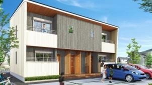レオハウスが賃貸住宅事業に本格参入、7月より「ラ キュート」を発売