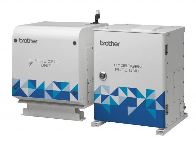 燃料電池システム「BFC2-W700MH」
