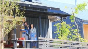 OMソーラー、「宿泊できる住宅展示場」にモデルハウスをオープン