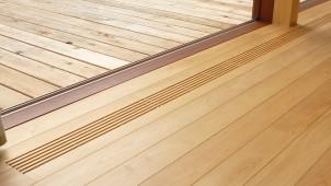イマガワ、国産ヒノキでつくる床通気口を発売