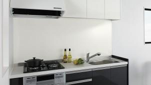 LIXIL、コンポキッチンに搬入・施工しやすい「キャビネット分割型」