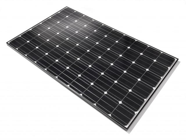 アブリテック社の太陽電池モジュール