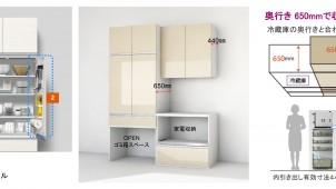 ヤマダSXLが女性視点でキッチン収納を開発、主力商品に標準搭載