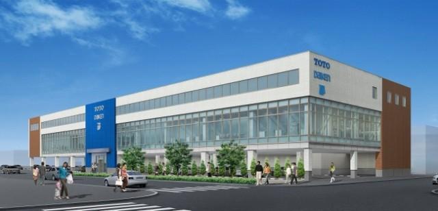 「TDY札幌コラボレーションショールーム」外観イメージ