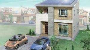 アイダ設計、ZEH対応の注文住宅を販売開始