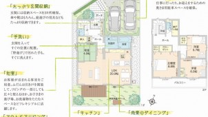 東京セキスイハイムがスノーピークとコラボ、「ソト」を楽しむ分譲住宅を販売
