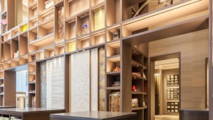 壁紙・インテリアのショールーム「tomita TOKYO」が京橋にオープン