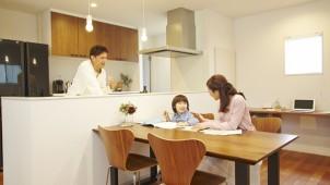 共働き世帯のための戸建住宅「家事シェアハウス」を提案‐大和ハウス