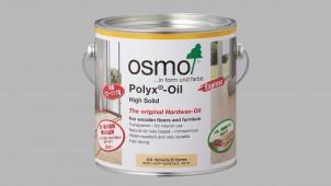 速乾性のフローリング専用保護塗料が登場‐オスモカラー