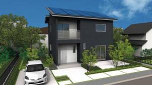 アイフルホーム、1400万円台で買えるZEH対応住宅