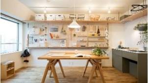 東急住宅リースとHouzz、DIYが可能な定額制賃貸リノベ商品で協業