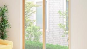 YKKAP、「網なし」の防火設備防火窓を発売