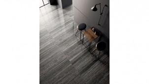 杢目柄がかっこいい壁床用デザインタイル 納得スタイルホーム