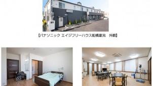 パナソニックエイジフリー、サービス付き高齢者向け住宅を千葉県内に3拠点開設