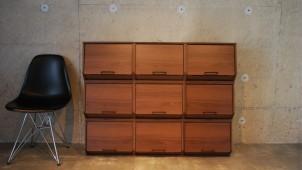 山善、「オープンボックス」シリーズに木製タイプを追加