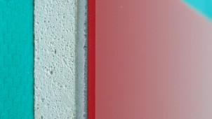 旭硝子、6割軽量化した内装用カラーガラスを発売