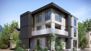 レスコハウス、『Z空調』搭載店舗併用住宅の展示場を開設