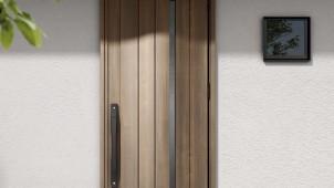 LIXILが主力断熱ドア・防火戸を刷新、トータルコーデ容易に