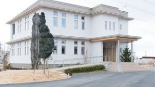 宮城初のCLT建築、仙台物流センター事務所棟竣工‐ナイス