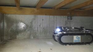 積水ハウス、ロボット式防蟻再施工システムによる工事を受注開始