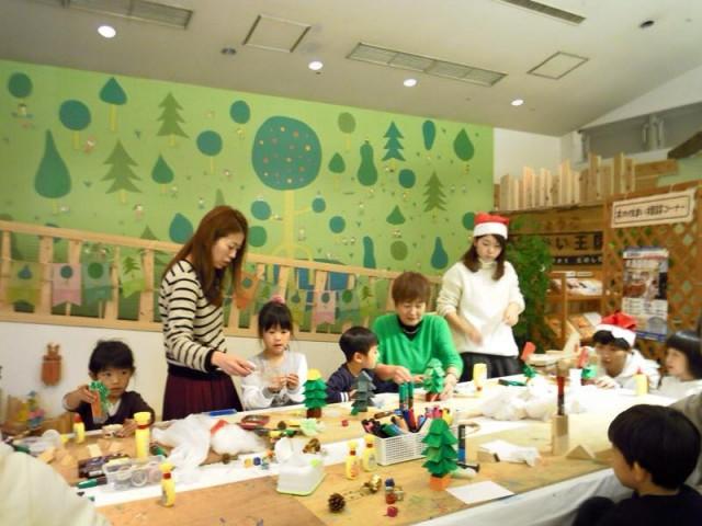 子どもやその親を対象に木の良さや木造住宅のメリットを学べる場所を目指している