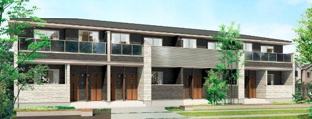 防犯優良賃貸集合住宅として認定された大東建託の賃貸住宅の一つ「ルタン」