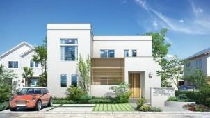 女性が考えた住宅商品「COCO terrace -ココテラス-」完成発表会を開催