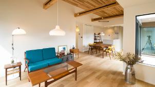 若年ファミリー層向け「平屋の家」モデルハウスを期間限定オープン-スタジオ・チッタ
