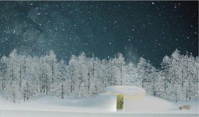 「第7回LIXIL国際大学建築コンペ」で最優秀賞を受賞した九州大学の「Colobockle Nest」