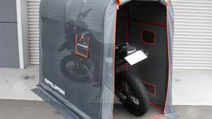 ビーズ、「俺専用」ストレージバイクガレージを発売