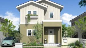 パナソニック、テクノストラクチャー工法の規格型ZEH住宅を発売