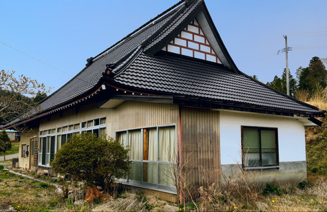 築100年の古民家を人材育成施設として活用。7月の研修も同施設で行う