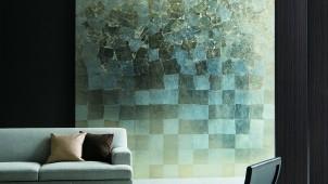 トミタ、日本の伝統素材+職人技を融合した壁紙発売