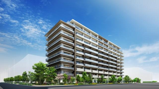 「Tsunashimaサスティナブル・スマートタウン」の次世代型マンション