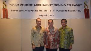パナホームグループと双日グループ、インドネシアで住宅事業を開始