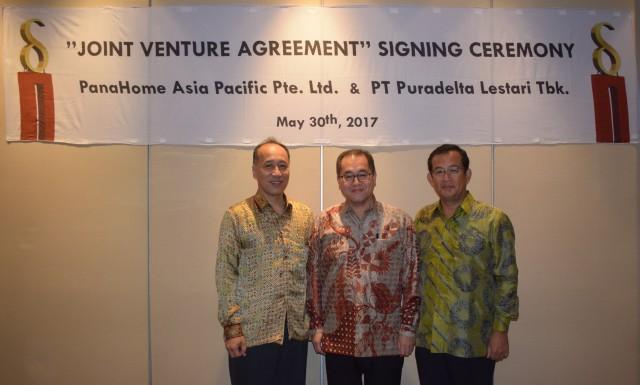パナホームグループと双日グループがインドネシアで住宅事業を開始