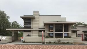 オーガニックハウス、現代的なデザインとZEH対応の新商品が展示場にオープン