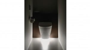 TOTO、システムトイレ「レストパルF」の浮遊感アップ