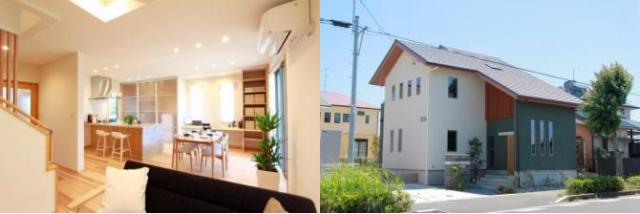 波多野工務店の「いやしろの住まい」採用のモデルハウス